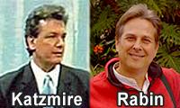 David Katzmire and Mitchell Rabin