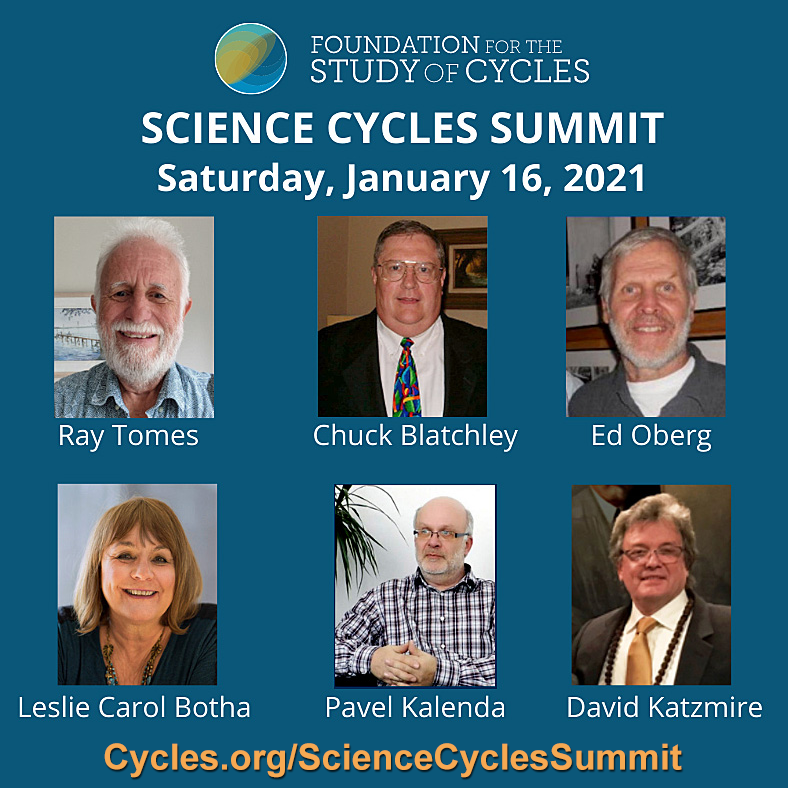 Science Cycles Summit 2021