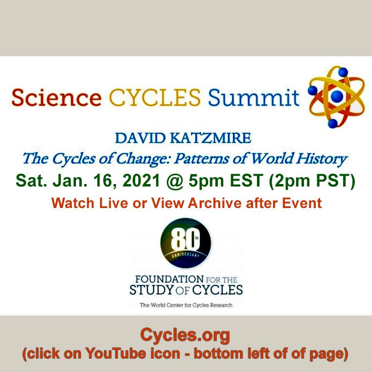 Science Cycles Summit 2021 Katzmire